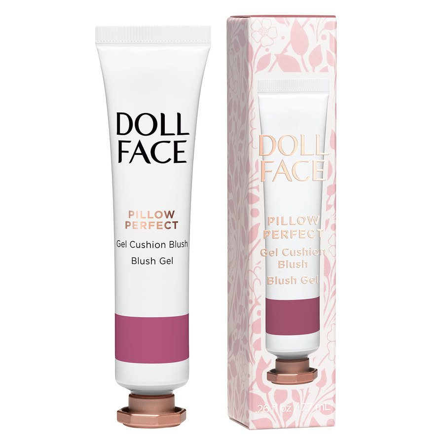 Doll Face Pillow Perfect Gel Cushion Blush (7,7 ml), Gossip