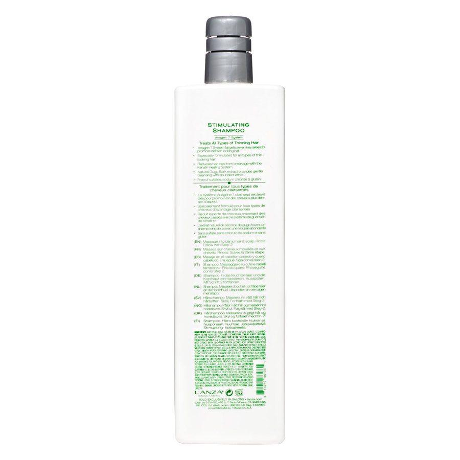 L'anza Healing Nourish Stimulating Szampon (1000 ml)