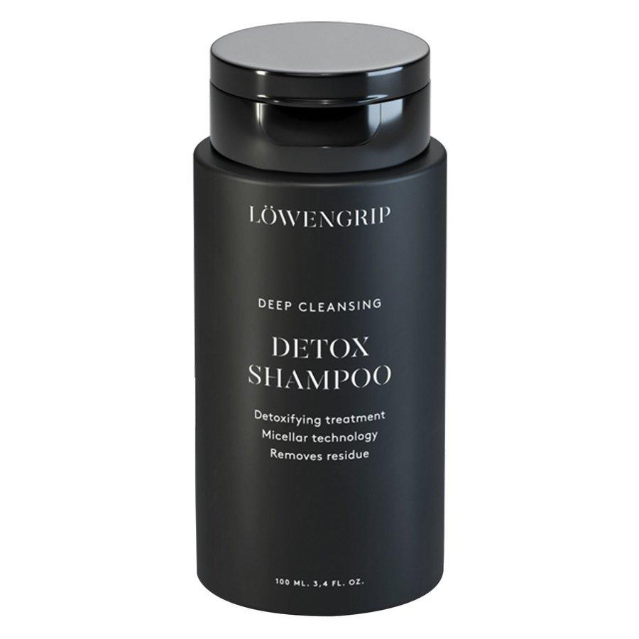 Löwengrip Deep Cleansing Detox Szampon (100 ml)