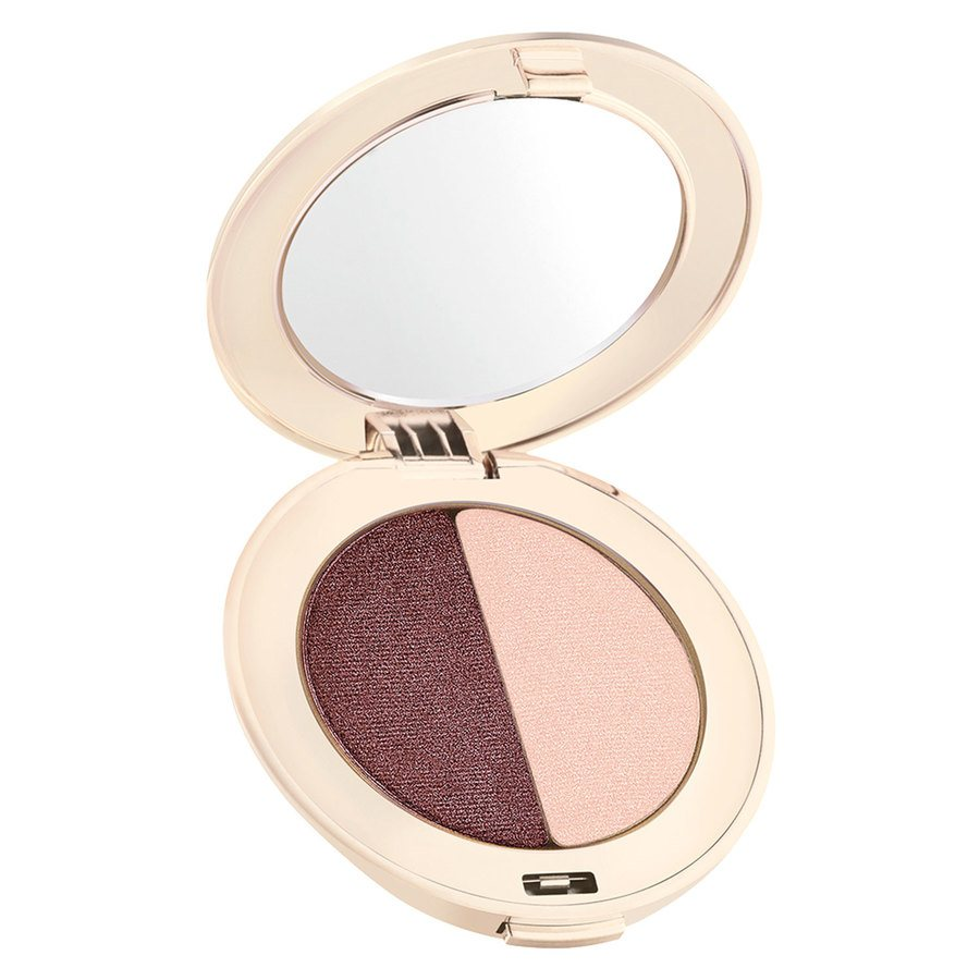 Jane Iredale PurePressed Duo Eye Shadow 2,8 g, Berries & Cream