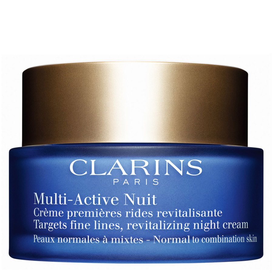 Clarins Multi-Active Night Cream Light All Skin Types 50ml