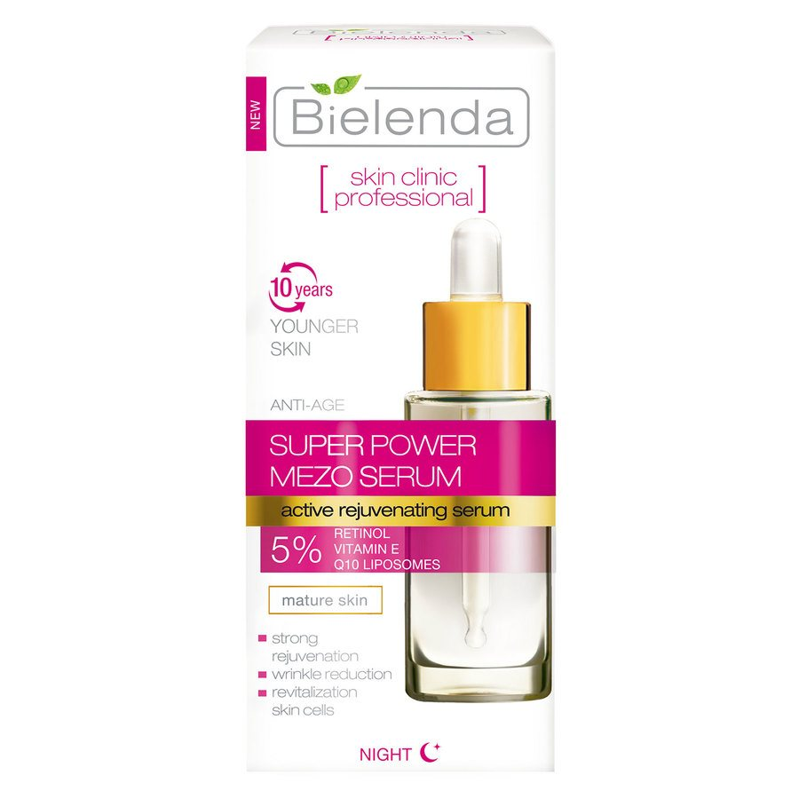 Bielenda Skin Clinic Professional Active Rejuvenating Face Serum 30ml