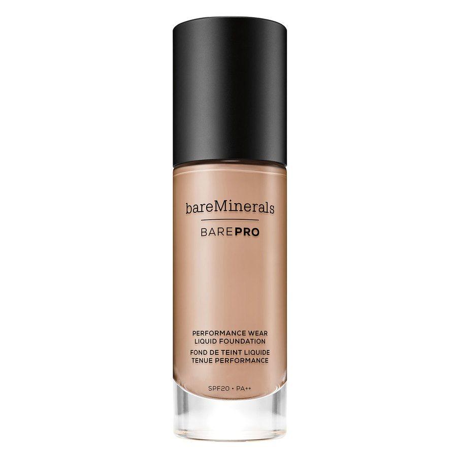 BareMinerals barePro Performance Wear Liquid Foundation SPF 20 # 9.5 Flax (30 ml)