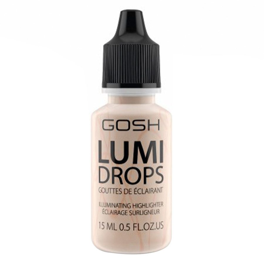 GOSH Lumi Drops (15 ml), #002 Vanilla
