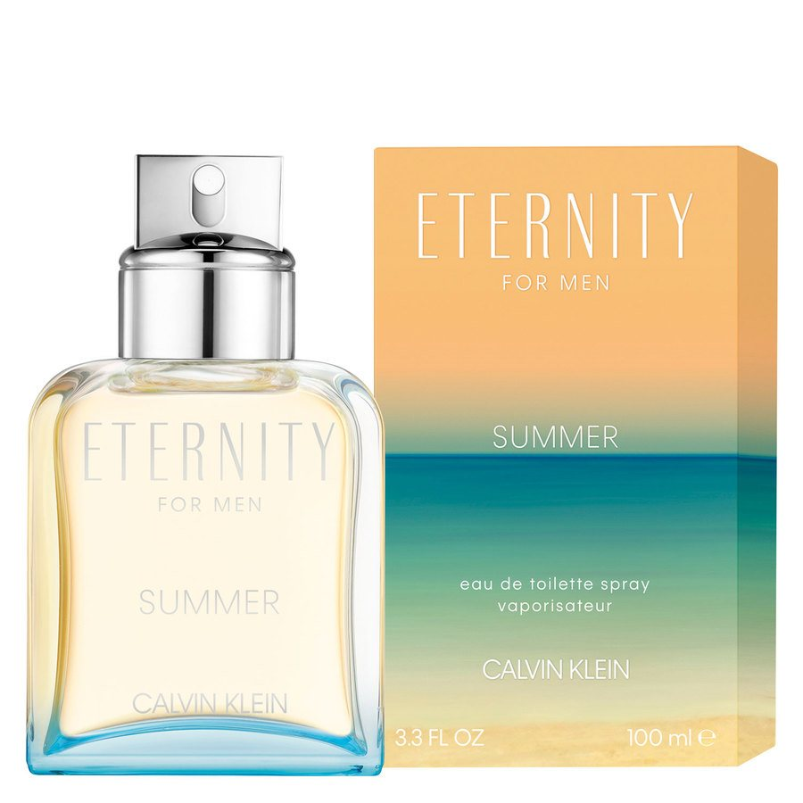 Calvin Klein Eternity Man Summer Woda Toaletowa (100 ml)