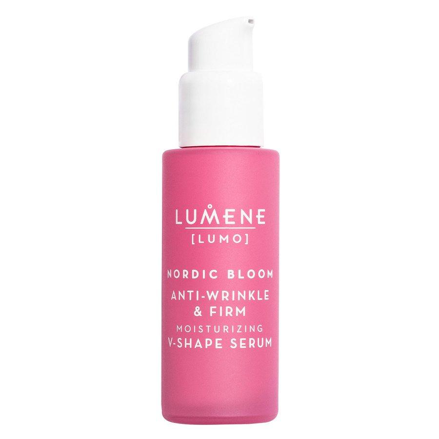 Lumene Lumo Nordic Bloom Anti-Wrinkle & Firm Moisturizing V-Shape Serum 30ml
