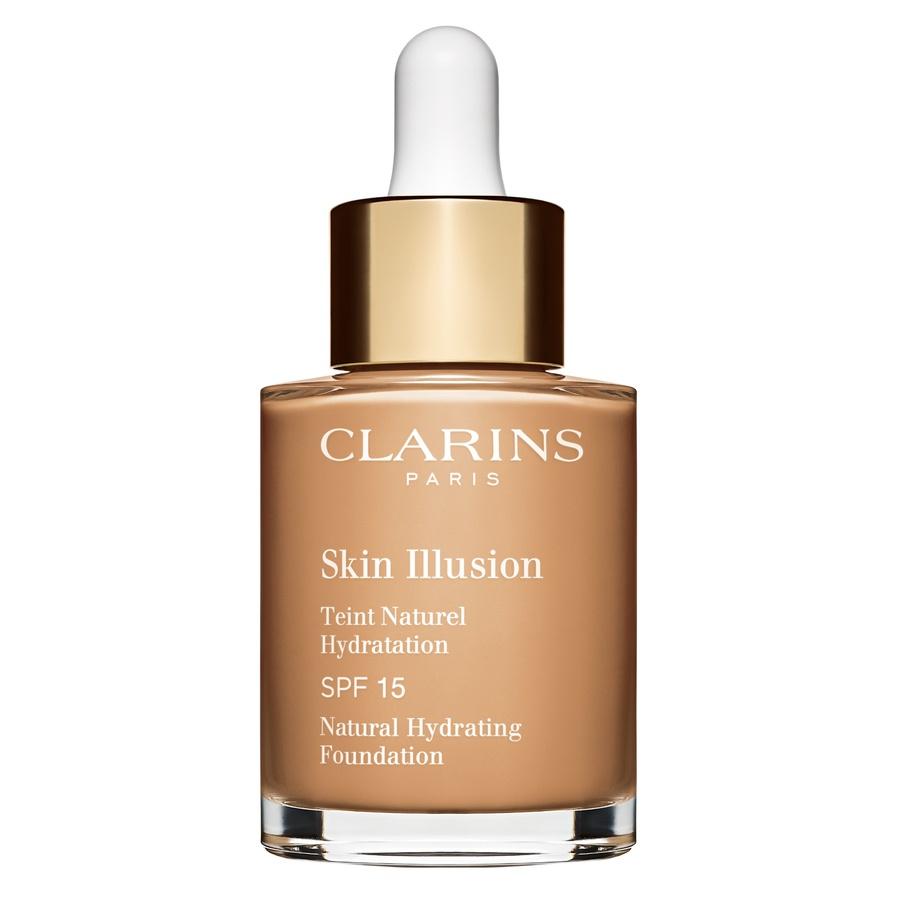 Podkład Clarins Skin Illusion Foundation 30ml, 111 Auburn