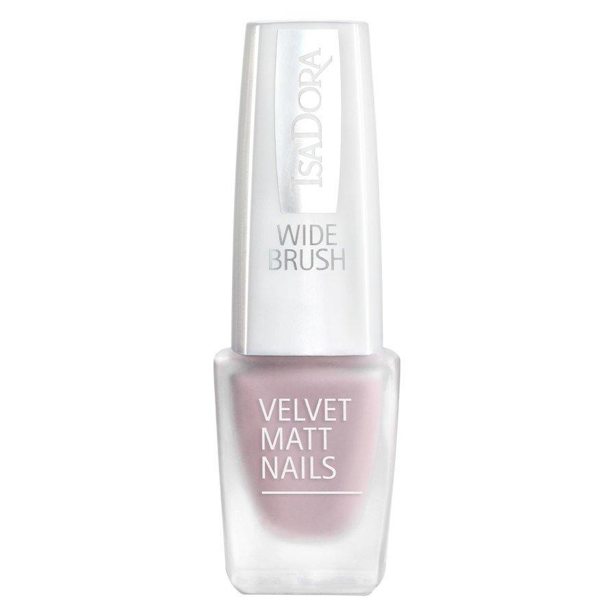 IsaDora Velvet Matt Nails # 204 Lavender Vibe 6 ml