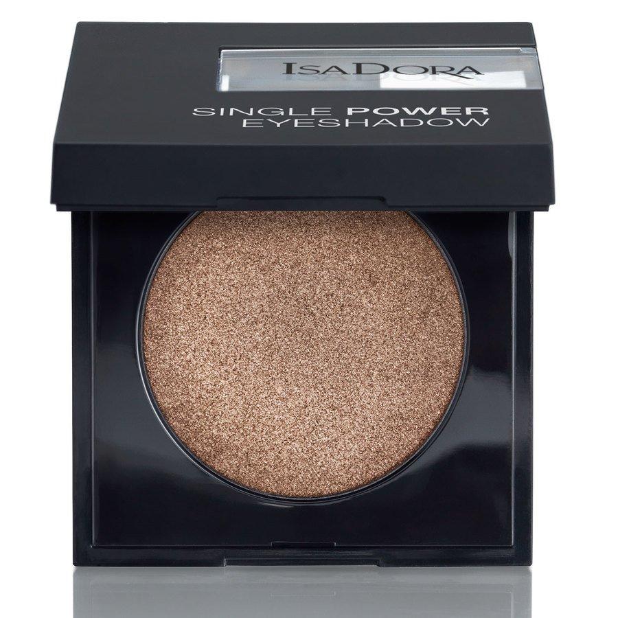 IsaDora Single Power Eyeshadow 08 Golden Glow 2,2 g
