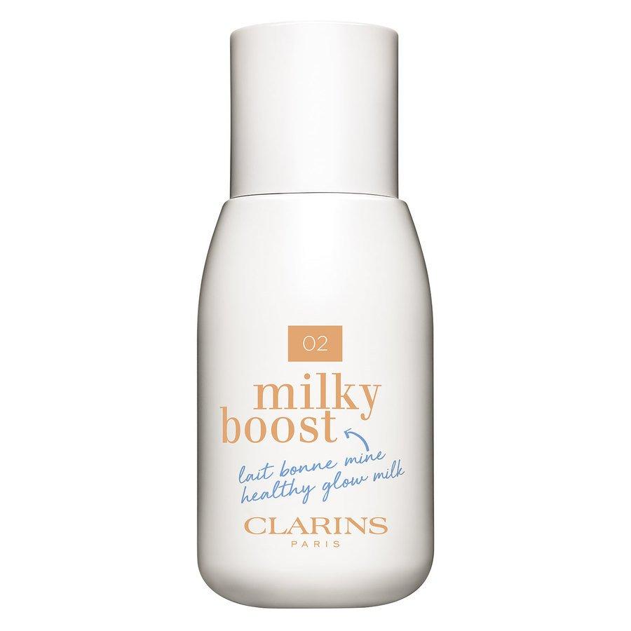 Clarins Milky Boost 50ml, 02 Milky Nude