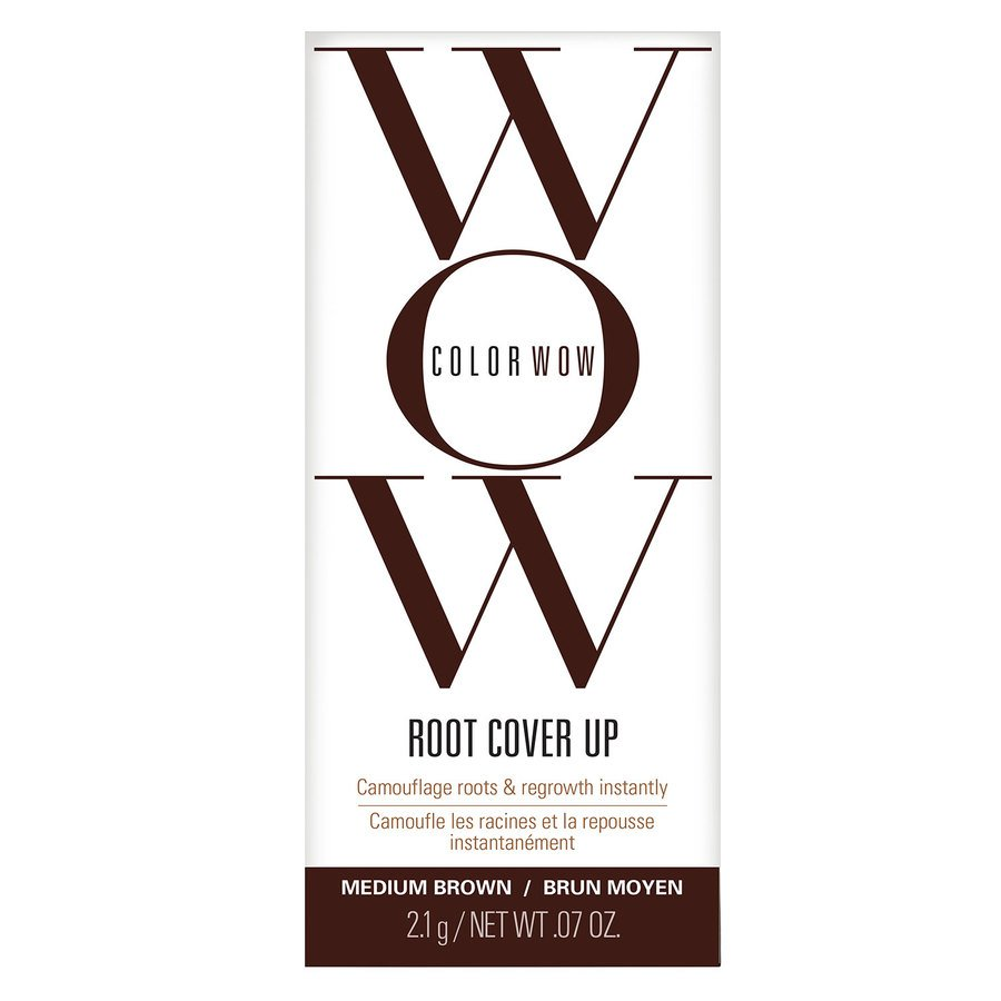 Color Wow Root Cover Up (2,1 g), Medium Brown