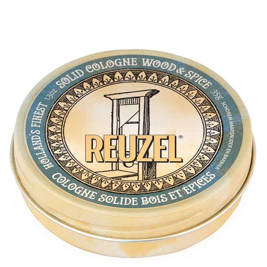 Reuzel Solid Cologne Balm 35g