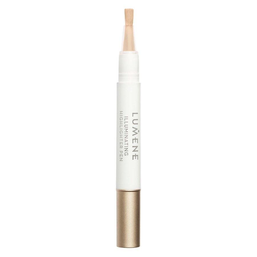 Lumene Illuminating Highlighter Pen 1,8ml, 2 Medium
