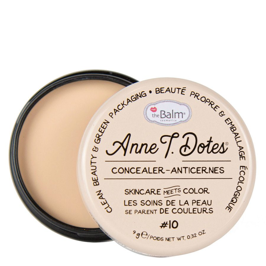 theBalm Anne T. Dotes Concealer, 9 g, Lighter Than Light #10