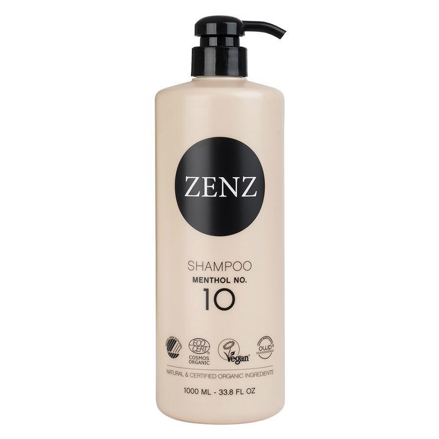 Zenz Organic No. 10 Menthol Shampoo 1000ml