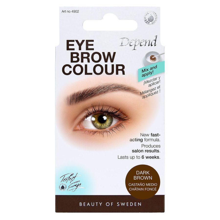 Depend Eyebrow Colour, Dark brown