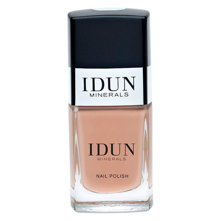 IDUN Minerals Nail Polish 11ml, Rock Crystal