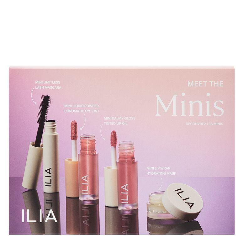 ILIA Meet The Minis