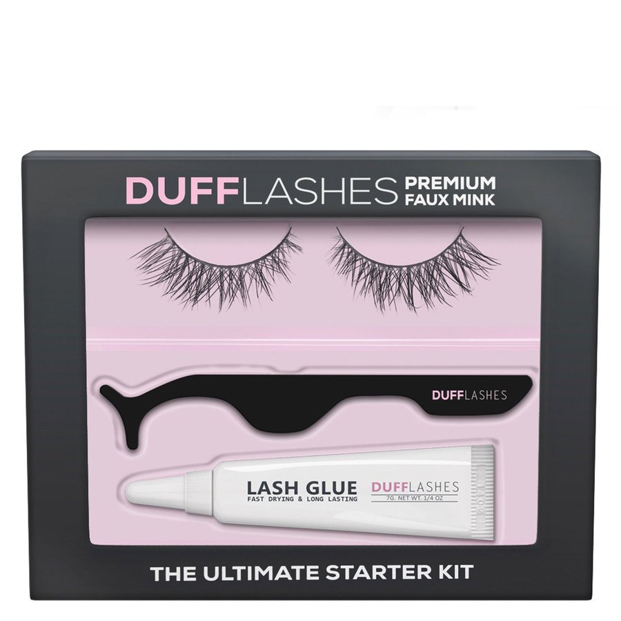 DUFFLashes The Ultimate Starter Kit