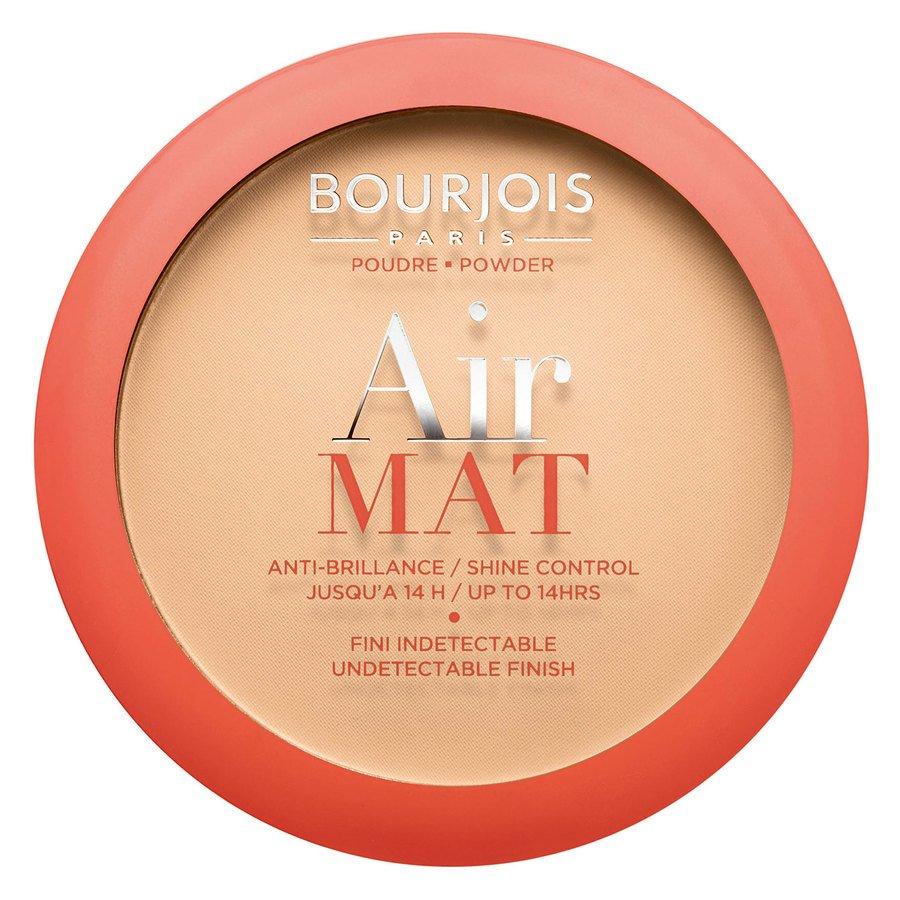 Bourjois Air Mat Compact Powder 02 Light Beige (10 g)