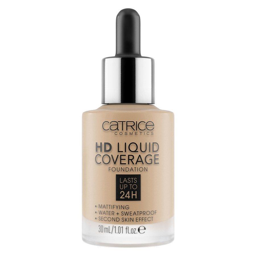 Catrice HD Liquid Coverage Foundation 30ml, 040 Warm Beige