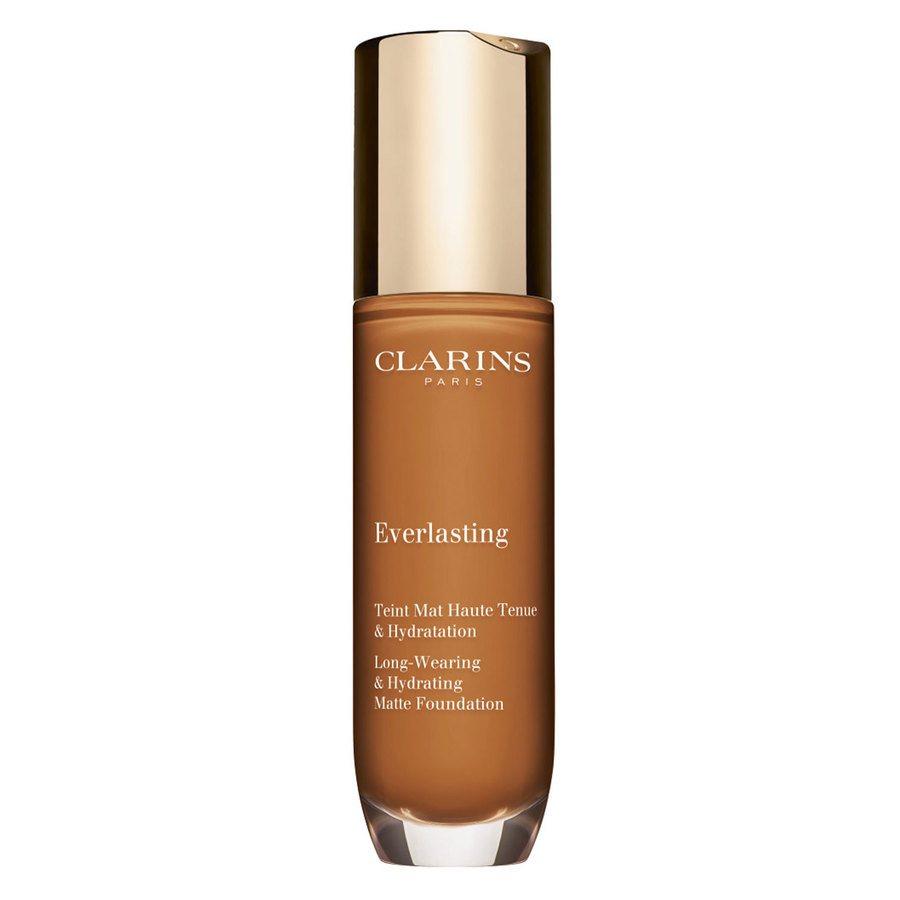 Clarins Everlasting Foundation (30 ml), #118.5 Chocolate