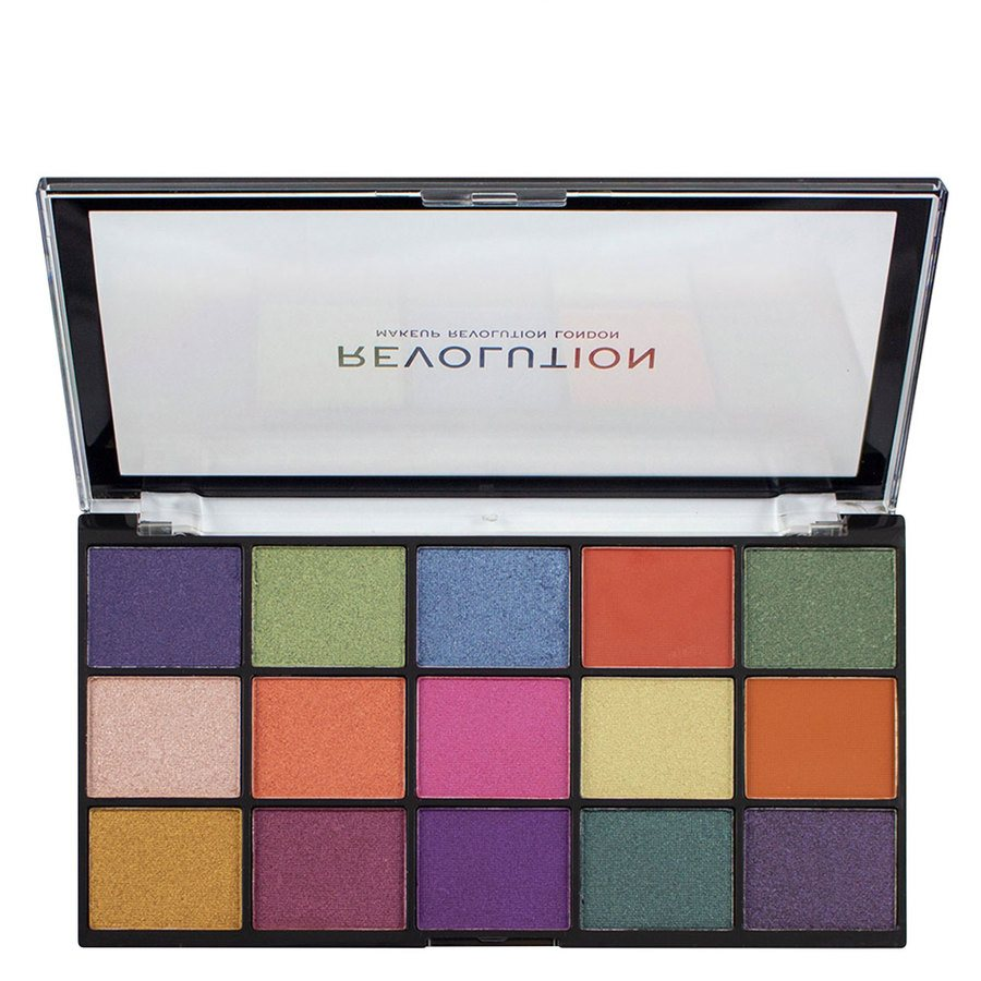 Makeup Revolution Reloaded Palette Passion for Colour (16 g)