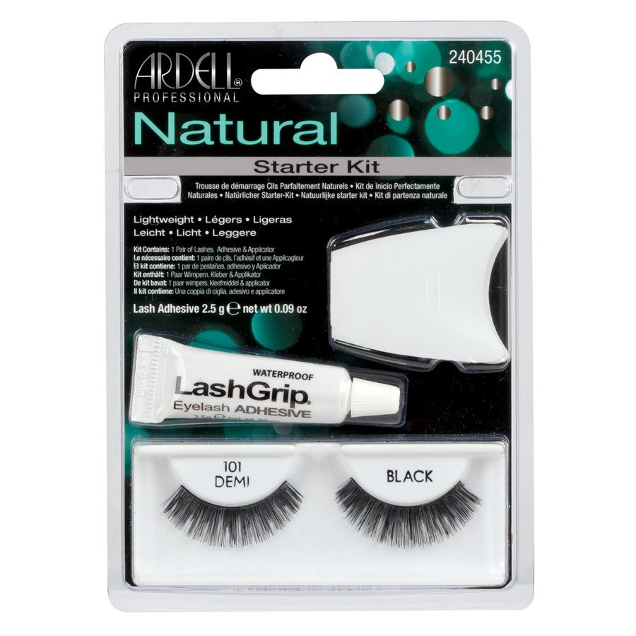 Ardell Starter Kit Natural Lash #101
