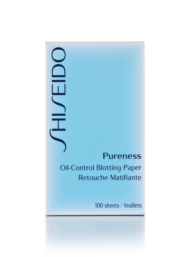 Shiseido Pureness Oil-Control Blotting Paper (100 arkuszy)