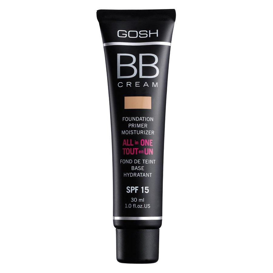 GOSH BB Cream Foundation (30 ml), #003 Warm Beige