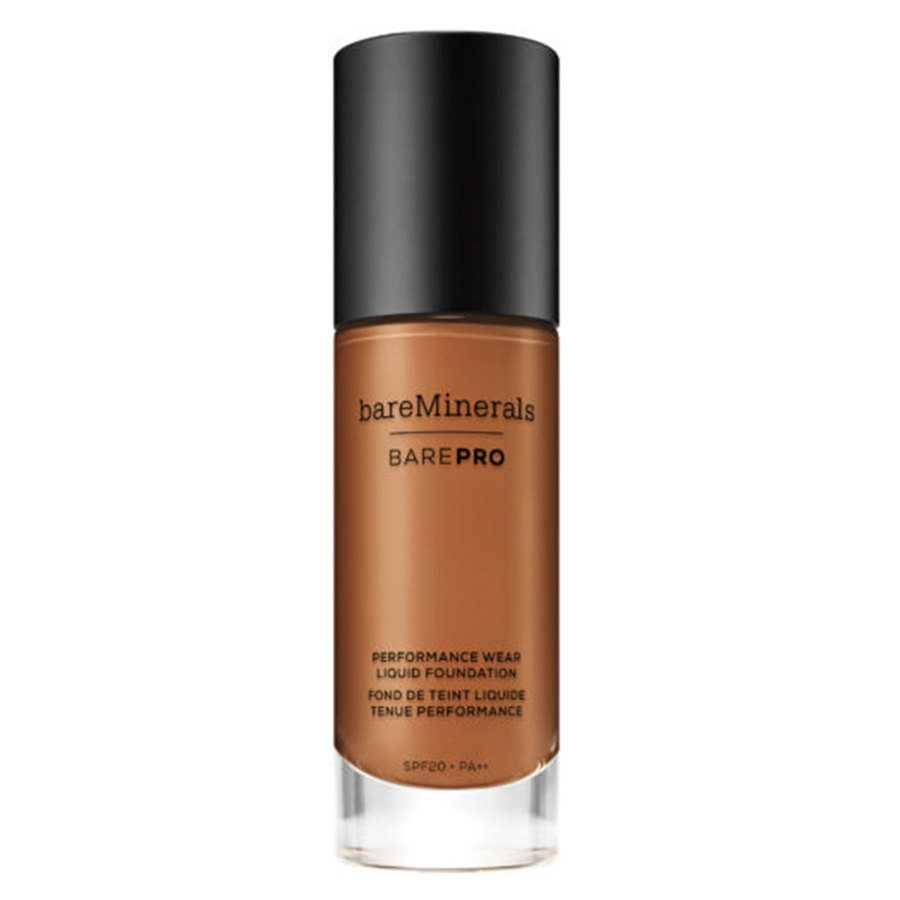 BareMinerals barePro Performance Wear Liquid Foundation SPF20 #25 Cinnamon 30ml