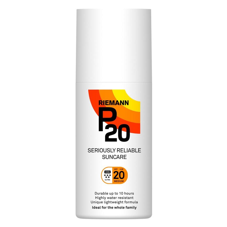 Riemann P20 Spray, SPF 20 (200ml)