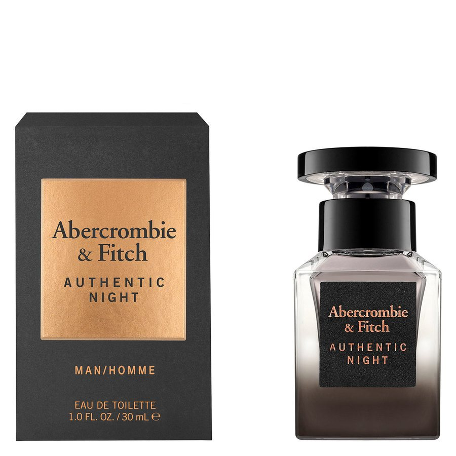Abercrombie & Fitch Authentic Night Eau De Toilette (30 ml)