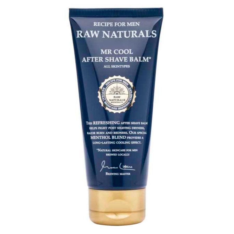 Raw Naturals Mr Cool After Shave Balm (100ml)