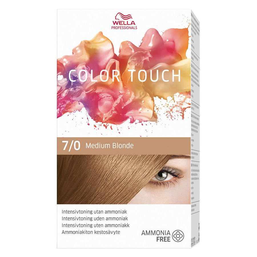 Wella Professionals Color Touch 7/0 Medium Blonde