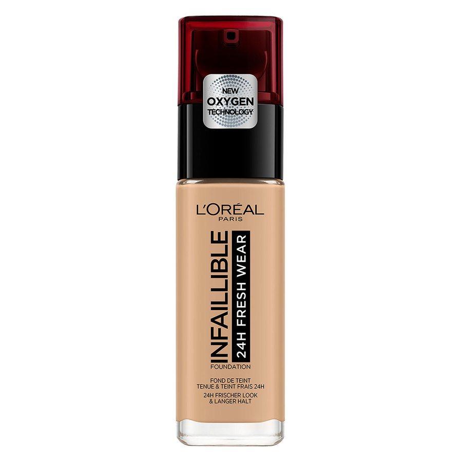 L'Oréal Paris Infaillible 24H Fresh Wear Foundation #135 Radiant Vanilla 30ml