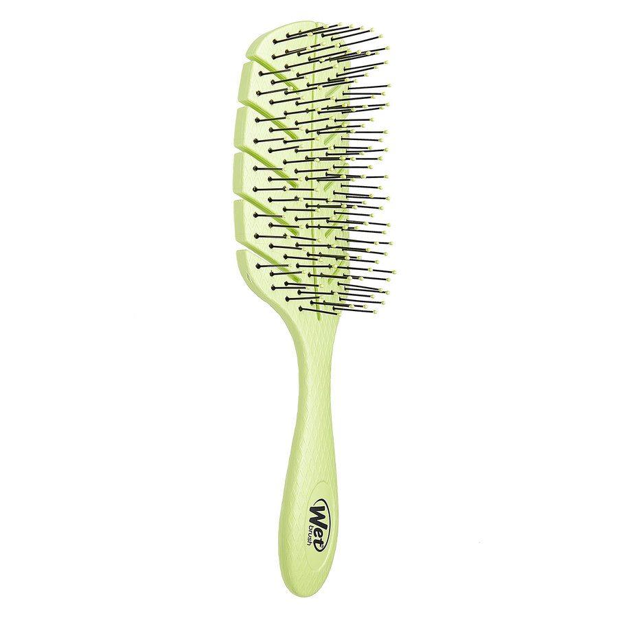 Wetbrush Go Green Detangler ─ Green