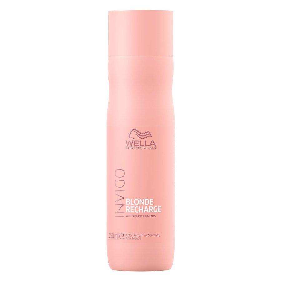 Wella Professionals Invigo Cool Blonde Color Refreshing Szampon (250ml)