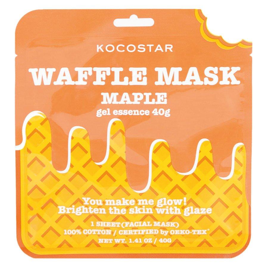 Kocostar Waffle Mask Maple (40 g)