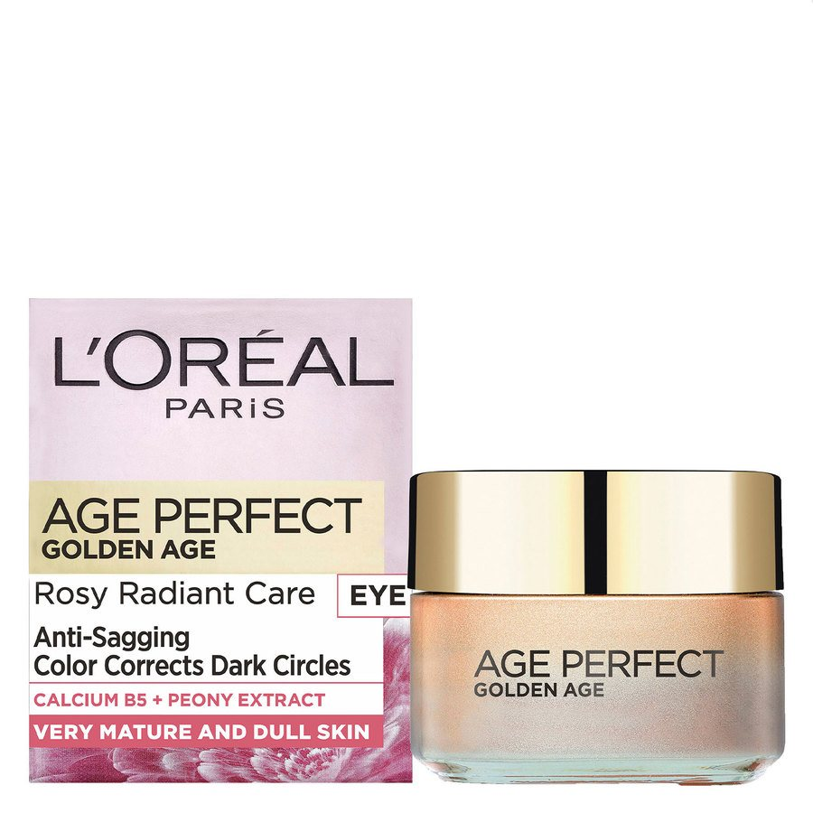 L'Oréal Paris Age Perfect Golden Age Rosy Eye Cream (15 ml)