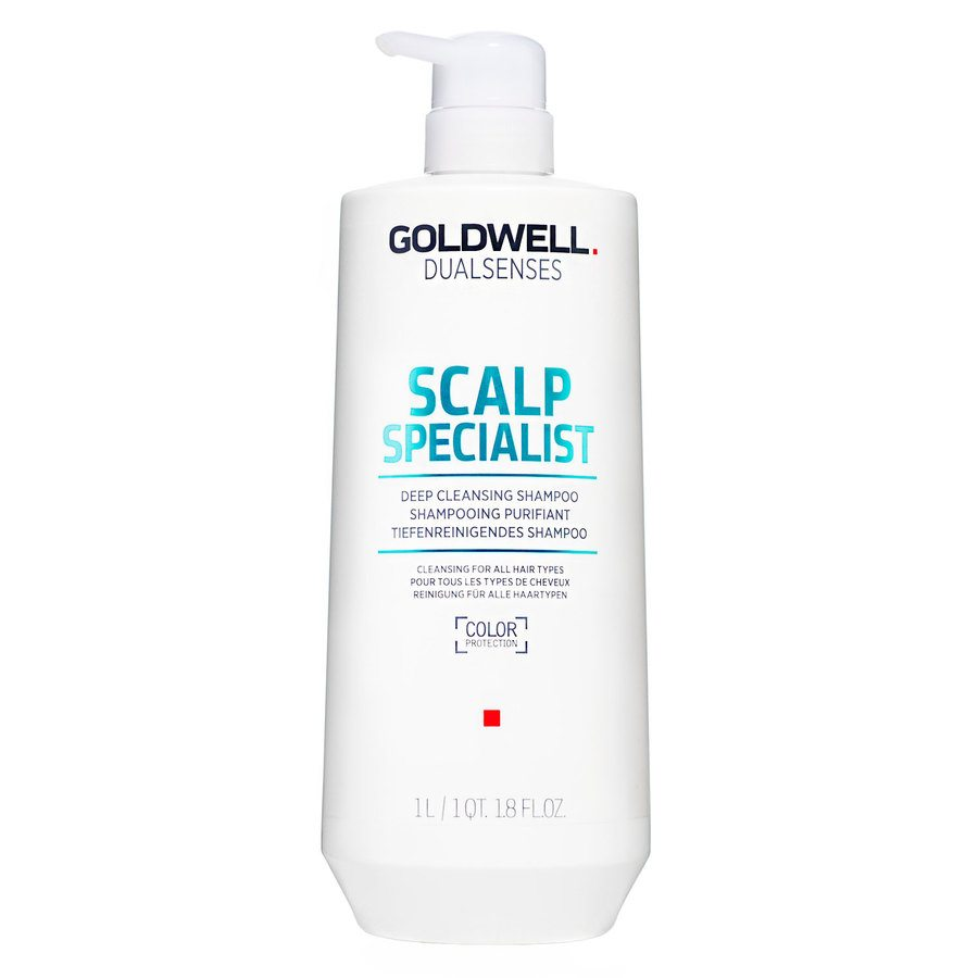 Goldwell Dualsenses Scalp Specialist Deep Cleansing Szampon (1000 ml)