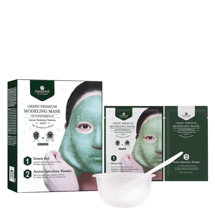 Shangpree Green Premium Modeling Mask (50 ml)