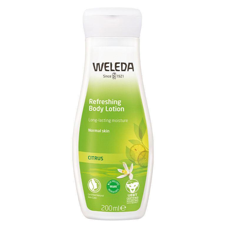 Weleda Citrus Refreshing Body Lotion 200ml