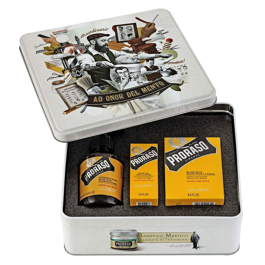 Proraso Beard Kit Wood And Spice