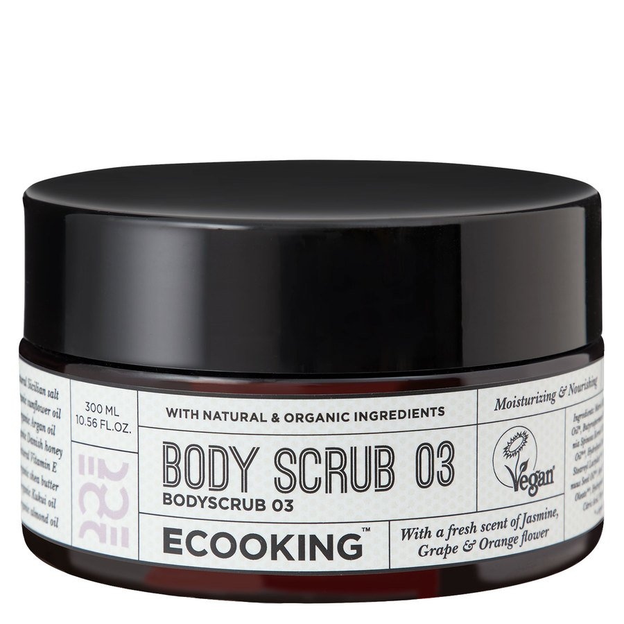 Ecooking Body Scrub 03 300ml