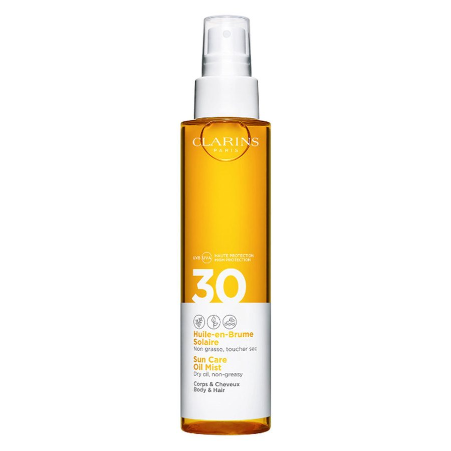 Clarins Sun Care Body Oil Mist SPF30 (150 ml)