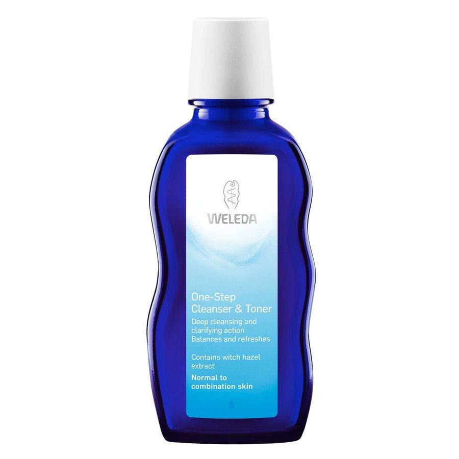 Weleda One-Step Cleanser & Toner (100 ml)