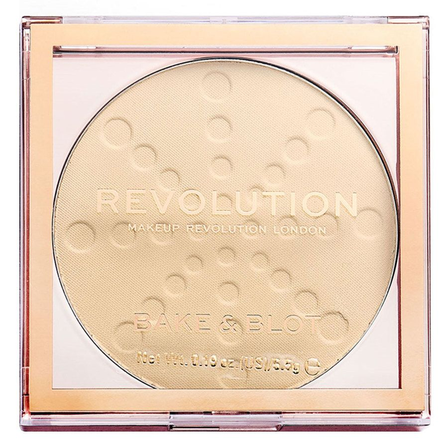 Makeup Revolution Bake and Blot, Banana Light (5,5 g)