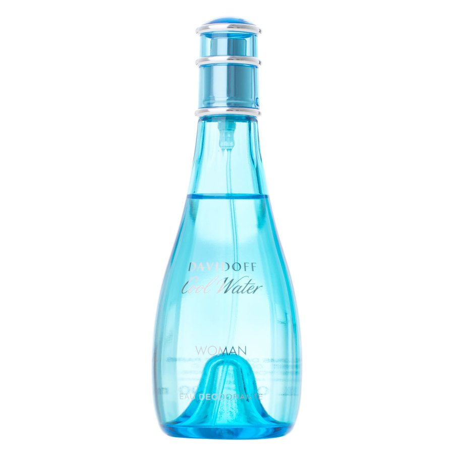 Davidoff Cool Water Woman Eau Dezodorant Natural Spray (100 ml)
