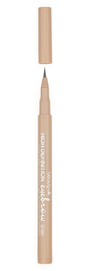 Beauty UK High Definition Eyebrow Liner, nr 1 Ash Brown